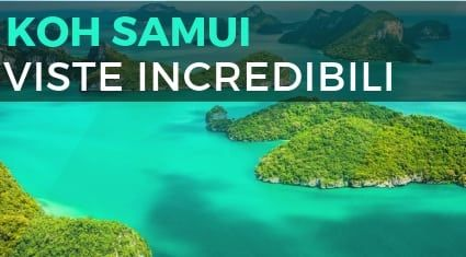 Koh Samui Viste Incredibili