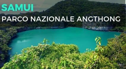 Parco Nazionale Angthong
